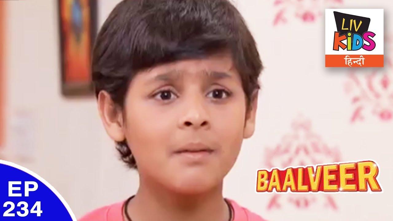 Baal Veer - बालवीर - Episode 234 - Bhayankar Pari Keeps An Eye On Balu