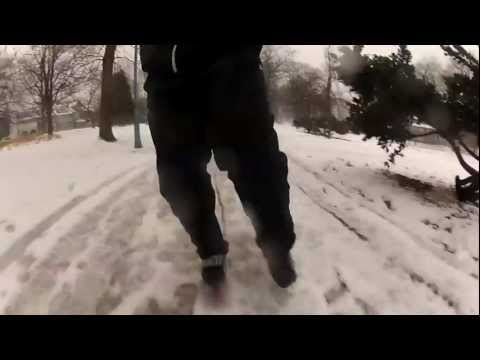 Inline Skating Winter - How And Why