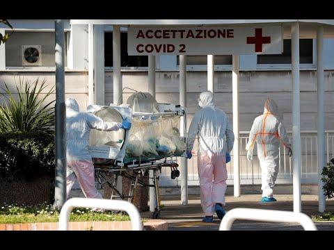 إيطاليا تجري اختباراً طبياً يمهد للتخلص من فيروس كورونا