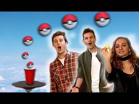 Best LIVE TV Pokemon Trick Shots