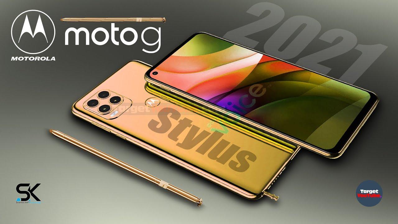 Motorola Moto G Stylus 2021 Introduction Youtube
