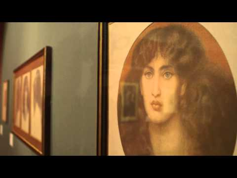 Rossetti's Obsession. A film for Art in Yorkshire 2014.