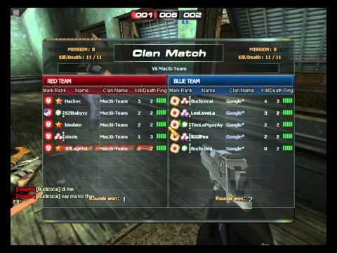 Giải Đấu The Best Of Clan tuần 2 clip 2