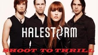 Halestorm - Shoot To Thrill (AC/DC cover)