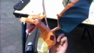 Charizard PaperCraft