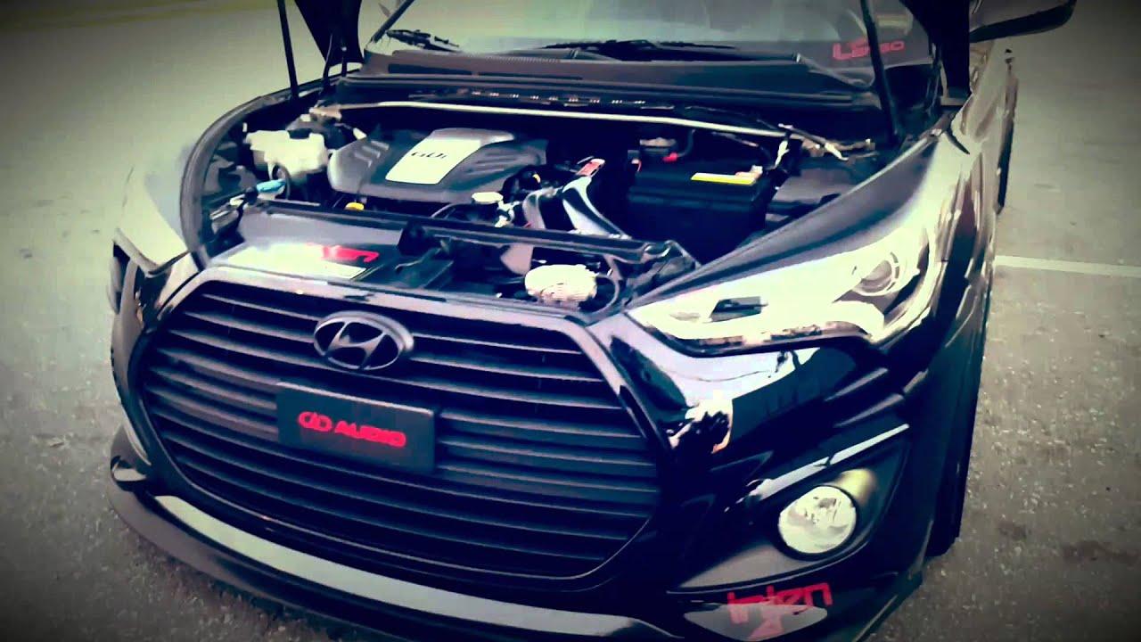 Hyundai Veloster Rspec custom