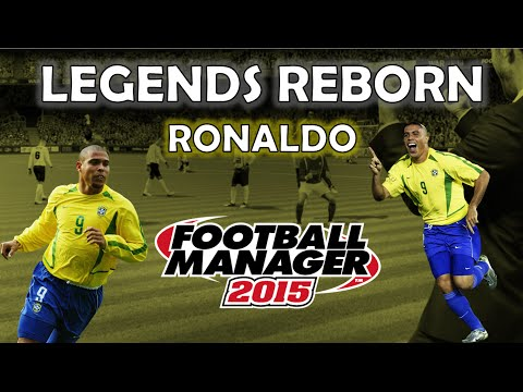 Ronaldo On Football Manager | Part 1 | Legends Reborn