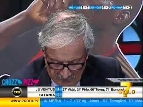 Реакция комментатора на гол Кака в матче против Лацио