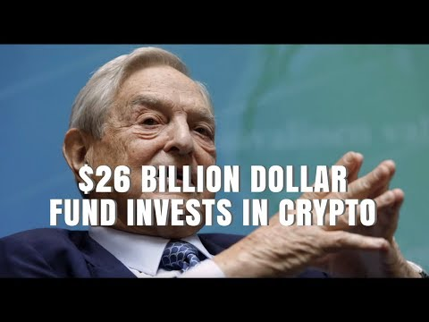 $26 billion dollar fund invests in crypto
