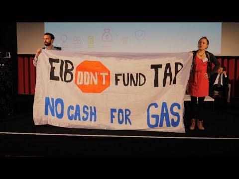Activists at COP23 Decry Companies & Corporate Sponsors Pushing Fossil Fuel as Energy Solution