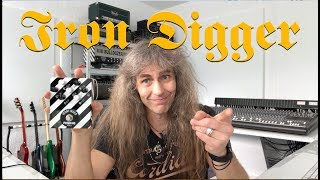 The World's Best Metal Distortion Pedal? Check Out The IRONFINGER And Listen To The Soundfiles!