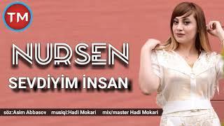Gambar cover Nursen - Sevdiyim İnsan 2019