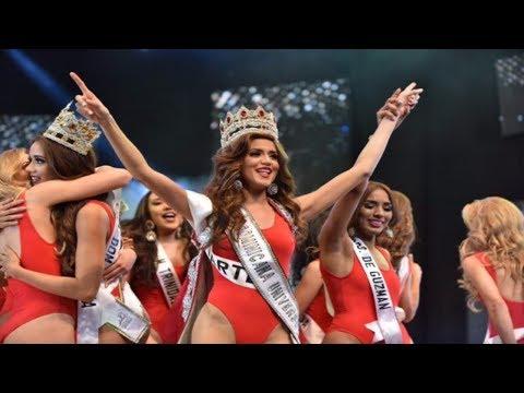 Carmen Muñoz is Miss República Dominicana Universo 2017