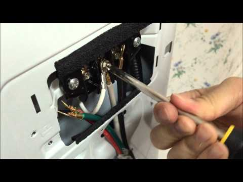 how to wire a wire cord dryer how to wire a 4 wire cord dryer