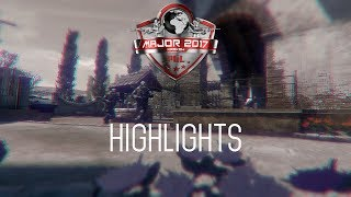 PGL Major Krakow 2017 Highlights