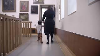 Kunstfanaatjes nemen afscheid van Boijmans