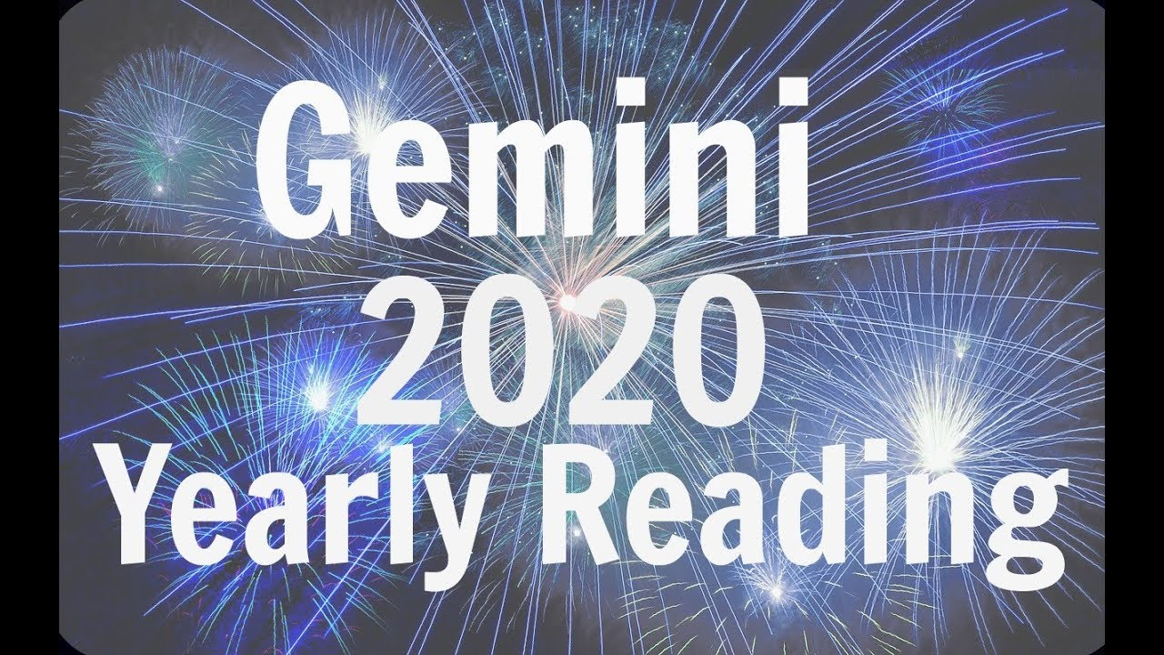 gemini weekly 20 to 26 tarot reading 2020