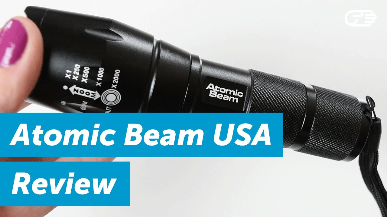Atomic Beam Usa Review Highya Youtube