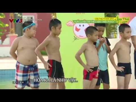 CẦU THỦ TÍ HON 2014 - Tập13