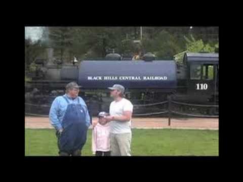 Garage Logic - Rookie's Vacation - Black Hills Railroad