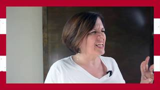 Tech & Politics Megan Park, Putting Women in Their Place | #fortheWIN2018 NewFounders Conference