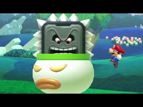 Super Mario Maker - Super Expert 100 Mario Challenge #101