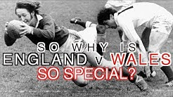 So Why is England v Wales So Special? | Squidge Rugby