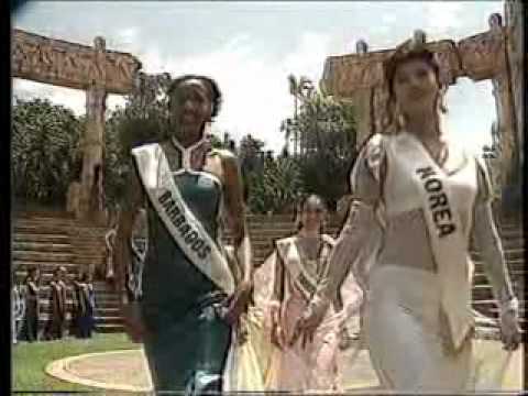 Caught in the Act - You know (Miss World 1996)