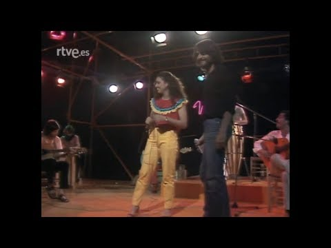Ana Belen y Luis Eduardo Aute - De paso (03.09.1981)