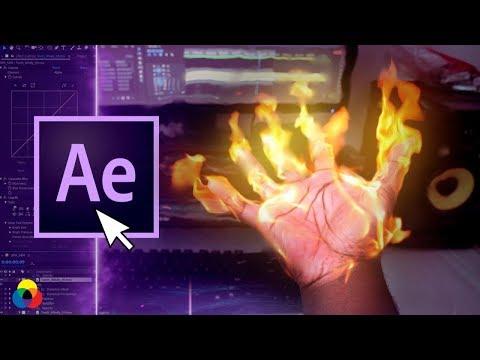 AFTER EFFECTS BASICS VFX TUTORIAL