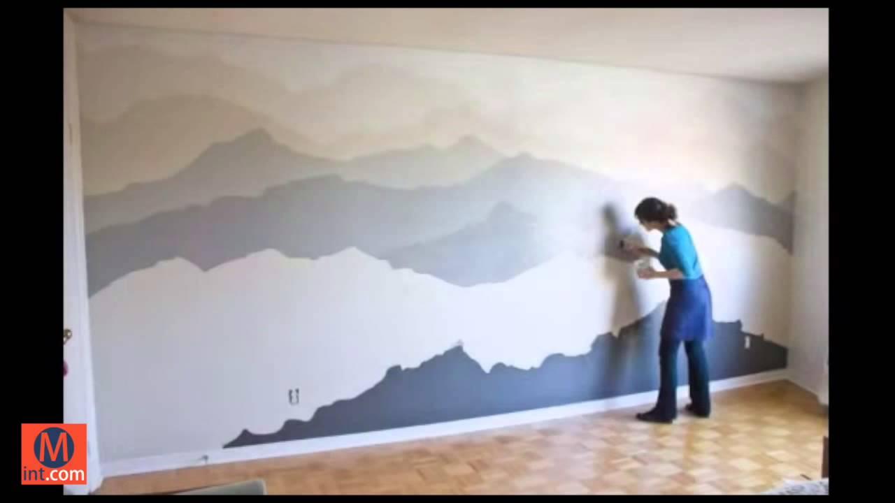 Time Lapse Mural Dise 241 O De Monta 241 As Youtube