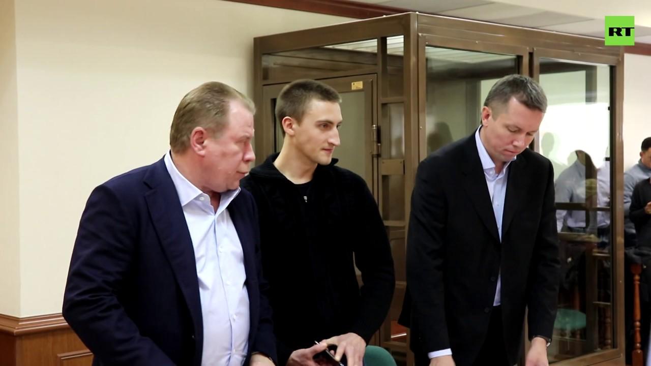 Павел Устинов получил 1 год условно