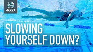 4 Ways You're Slowing Your Swimming Down   Make Your Next Swim Easier
