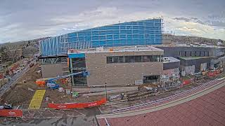 Preview of stream Ed Robson Arena Construction