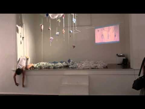 UNSW Art & Design - The Annual 2014  - Graduating Student Exhibition- Performance @ Kudos Gallery