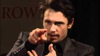 Charlie Rose - James Franco