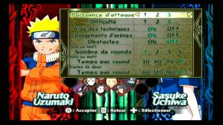 naruto clash of ninja revolution 2 gameplay