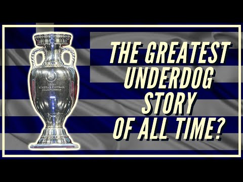 How Did Greece Win the 2004 UEFA Euros?