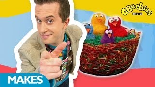 CBeebies: Mister Maker - Funky Birds Nest