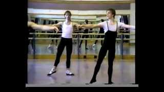 Men's Dance Class, Ballet West