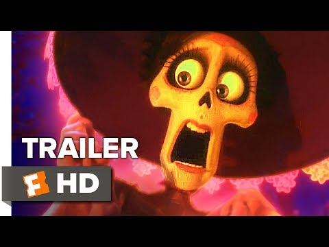 Thumbnail: Coco Trailer #1 (2017) | Movieclips Trailers