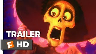 Coco Trailer #1 (2017) | Movieclips Trailers