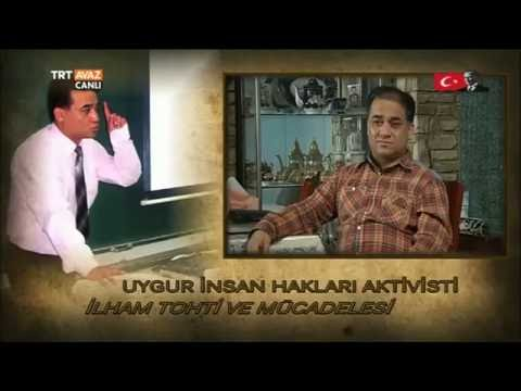 Uygur İnsan Kakları Aktivisti İlham Tohti'nin Mücadelesi - Türkistan Gündemi - TRT Avaz