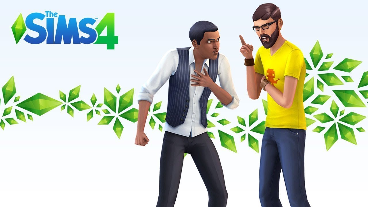 First Look: The Sims™ 4 Official Gameplay Trailer