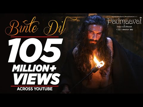 Padmaavat: Binte Dil Video Song | Arijit...