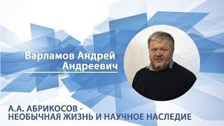 """Варламов Андрей - Лекция """"А.А. Абрикосов - необычная жизнь и научное наследие"""""""