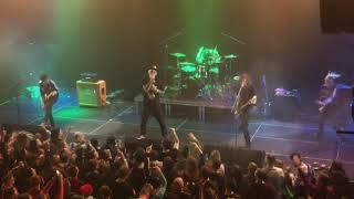 Crazy Town - Black Cloud *in memory of Chester Benington* - Live in Kiev, Ukraine, 23/01/2018