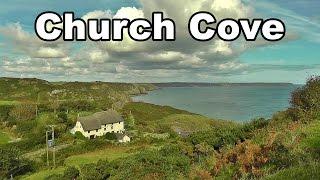 Church Cove near Lizard Point in Cornwall England - Explore Cornwall
