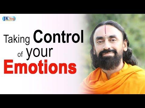 Taking Control of Your Emotions | Swami Mukundananda