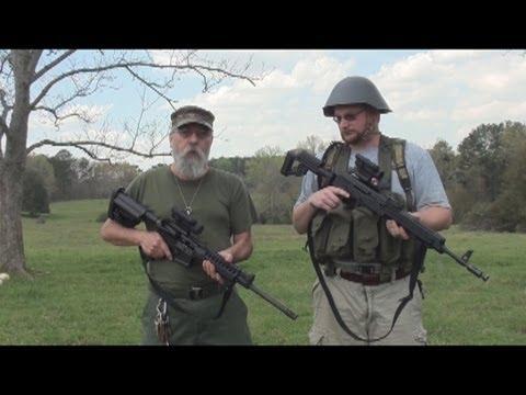 Gun Gripes Episode 17: AK47 VS AR-15 Part 2
